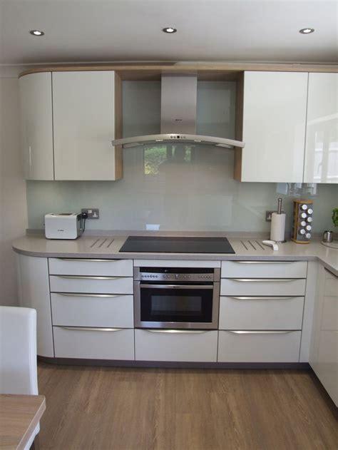 big kitchen cabinets die besten 25 oak splashbacks ideen auf 1648