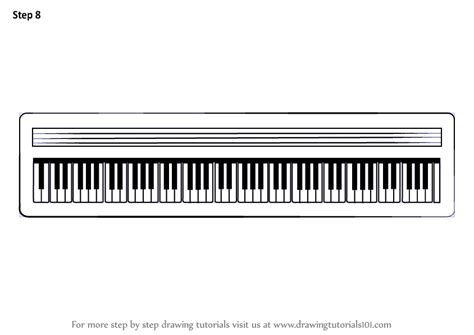 learn   draw  piano  kids musical instruments