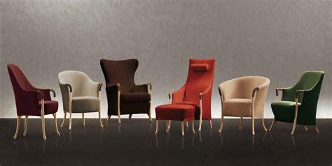 Giorgetti Progetti 63220 Bench Wood Armchair