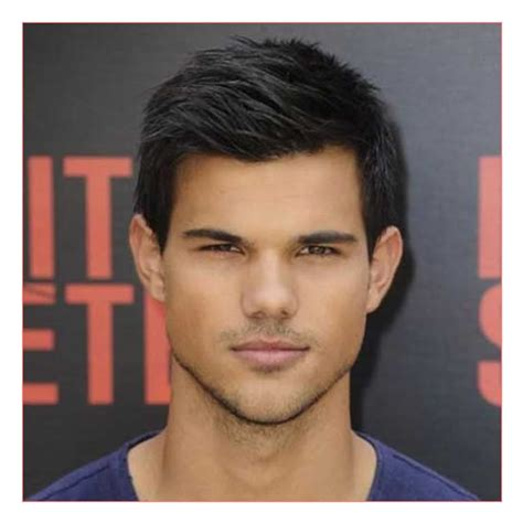 Taylor Lautner Hairstyle Length Hairstyles By Unixcode