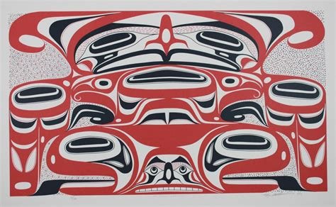 Over Double-Headed Whales - Moy Sutherland | Native art ...