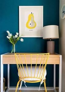 les 25 meilleures idees de la categorie bouquet de tulipes With beautiful bleu canard avec quelle couleur 4 1001 idees creer une deco en bleu et jaune conviviale