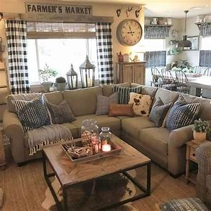 Farmhouse style is cute and cozy, it's perfect for ...
