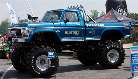 1979 bigfoot monster truck original monster truck this is the number one monster