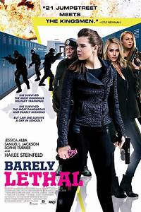 Barely Lethal @ ClickTheCity Movies
