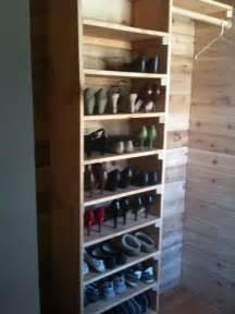 Cedar Lined Closet Shoe