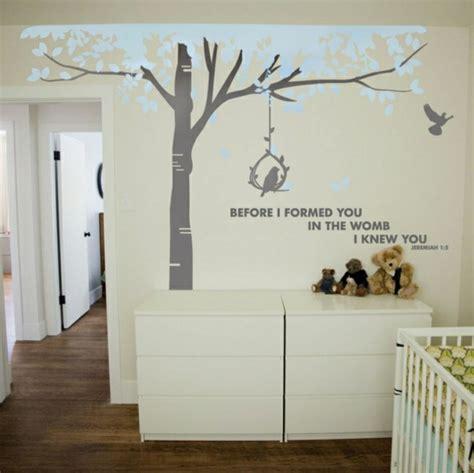 décorer la chambre de bébé 25 idées stickers pour décorer la chambre de votre bébé