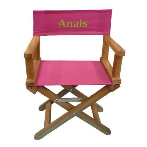 fauteuil de personnalise fauteuil metteur en sc 232 ne brod 233 pr 233 nom b 233 b 233 3 6 ans