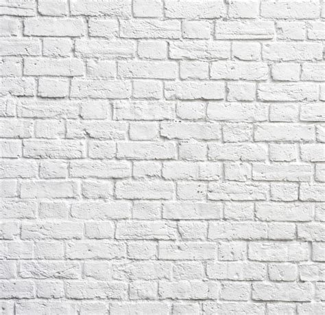 White Bricks Mural   Contemporary   Wallpaper   by The Pepin Shop