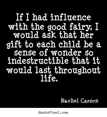 Rachel Carson A Sense Of Wonder Quotes
