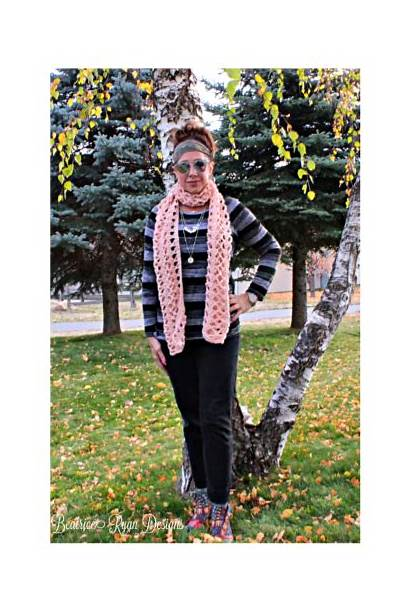 Lace Crochet Pattern Amazing Grace Scarf Ryan