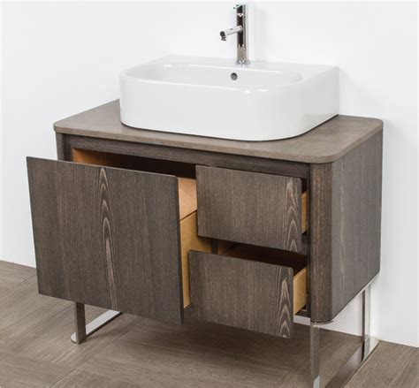 lacava catino wall mount vanity base optional tops