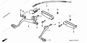 Honda Atv 2001 Oem Parts Diagram For Step  1