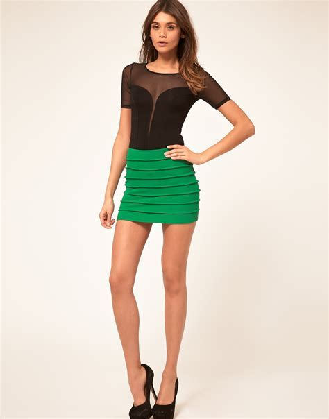 Women Beauty Tips: 10  Massive Collection of Mini Skirts