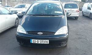 2002 Ford Galaxy For Swap In Portlaoise  Laois From