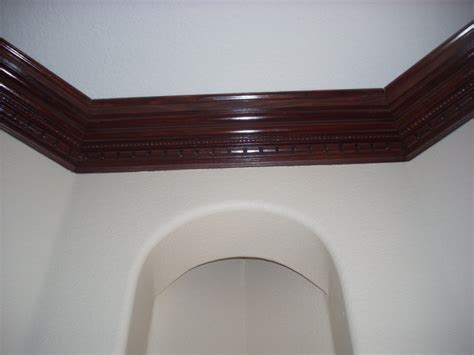 Colors Of Crown Molding And Chair Rail Interior