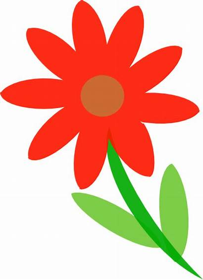 Flower Pretty Clip Clipart Cliparts Nice Flowers