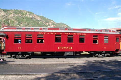 Durango Train Cars And Classes Of Service
