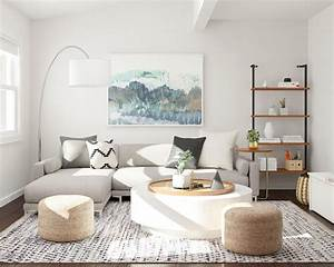 9, Small, Living, Room, Design, Tips, From, Designers