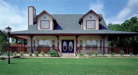 House Plans With Wrap Around Porch Single Story by 20 Homes With Beautiful Wrap Around Porches Housely