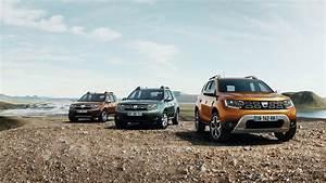 Dacia Duster 2018 Boite Automatique : 2018 dacia duster suv 5 ~ Gottalentnigeria.com Avis de Voitures