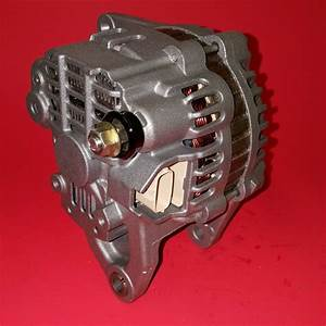 2001 Mitsubishi Eclipse 2 4l Engine 110amp Alternator With