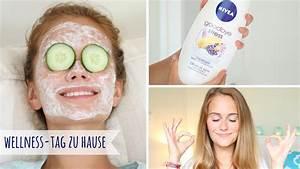 Wellness tag zu hause i snukieful youtube for Wellnesstag zu hause
