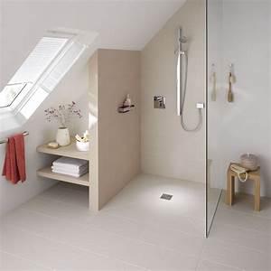 Comment Faire Une Douche Italienne : refaire sa salle de bains installer une douche l ~ Dailycaller-alerts.com Idées de Décoration
