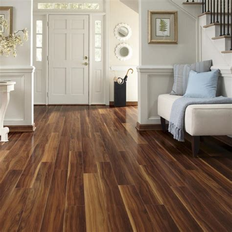 modern timber flooring flooring white tufted bench and cozy laminate wood flooring plus brown baseboard for interior