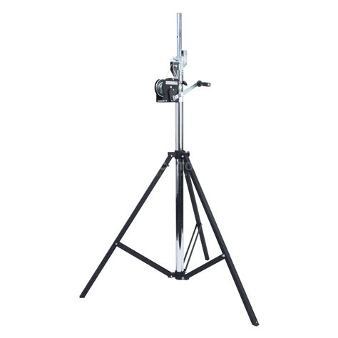 with the wind ls lightmaxx ls 4000 pro wind up stand 4m tv adapter t 220 v gs