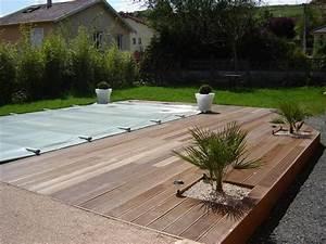 Eclairage Terrasse Piscine : eclairage terrasse piscine best terrasse piscine les lambourdes et les entourages with ~ Preciouscoupons.com Idées de Décoration
