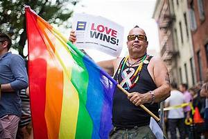 Half of Straight Americans Think LGBT People Have Equal ...