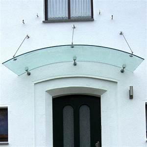 Vordach Haustür Glas : glas vordach haust r gebogen megaglas ~ Orissabook.com Haus und Dekorationen