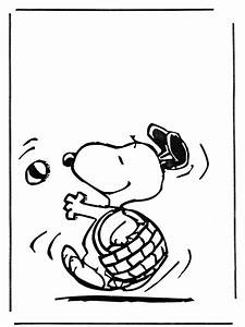 Snoopy Coloring Pages | 360ColoringPages