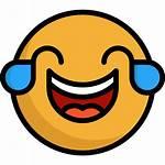 Svg Laughing Emoji Icon Gratis Icons Confundido