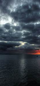 mc60-wallpaper-dark-sea-storm-night-ocean - Papers co