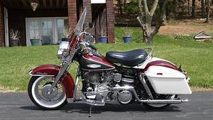 Restored Harley-davidson Flh Touring
