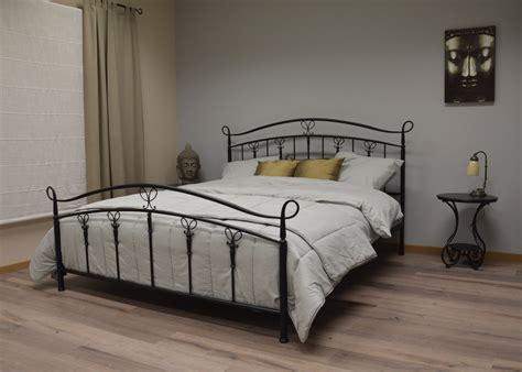 metalen bed metalen bed romantisch bed bruxelles droombedden