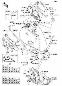 Kawasaki Vulcan 800 2001 Schematic Diagrams
