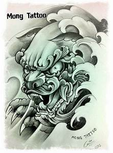 Foo dog | Japanese Tattoos | Pinterest | Foo dog, Oriental ...