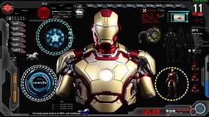 [47+] Iron Man Jarvis Live Wallpaper on WallpaperSafari