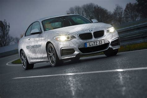 Selfdriving Bmw 2 Series And 6 Series At Ces 2014
