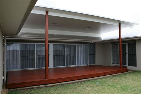 timber deck flyover insulated patio roof brisbane