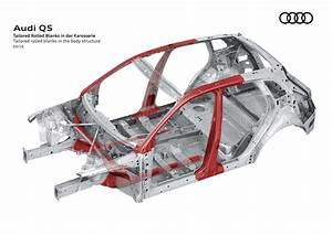 2017 Audi Q5 Body Structure – Boron Extrication