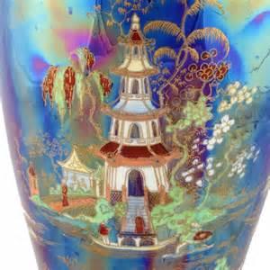 Carlton Ware Vase by Carlton Ware Pottery Vase Carlton Ware Chinaland Vase