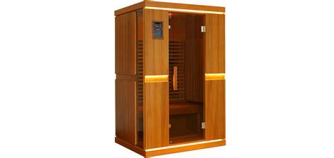infrarot sauna fuer  personen