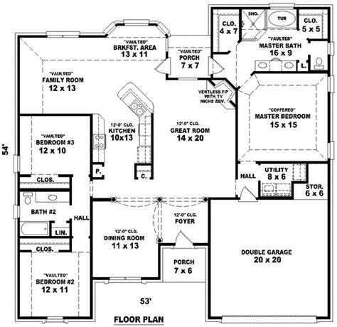 4 bedroom 2 bath house plans 4 bedroom 2 bath house plans bedroom ideas pictures