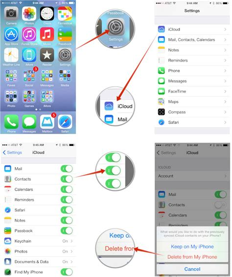 how to restore contacts on iphone how to restore contacts from icloud to your iphone or