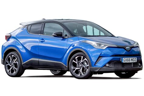 Toyota Car : Toyota C-hr Hybrid Review