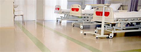 Hospital Flooring, Hygienic Flooring & Clean Floors
